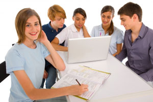 Think Global Education Services: Online Tuition